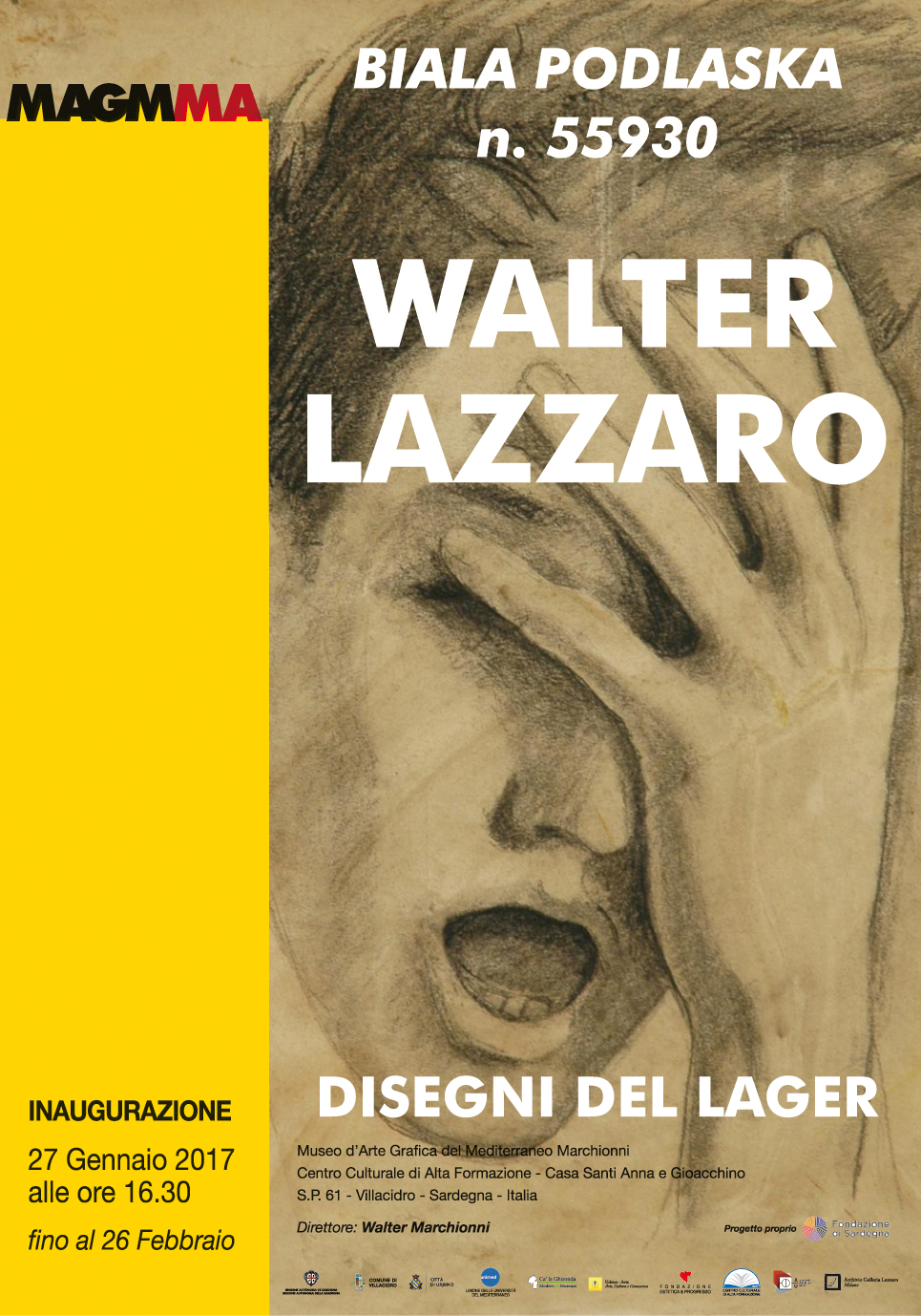 Biala Podlaska n. 55930 – Walter Lazzaro  Disegni del Lager