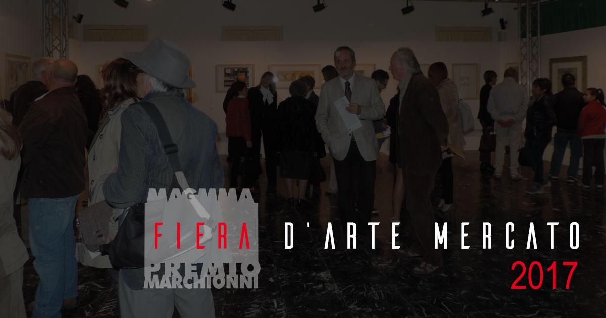 Fiera d'Arte Mercato – Premio Marchionni 2017