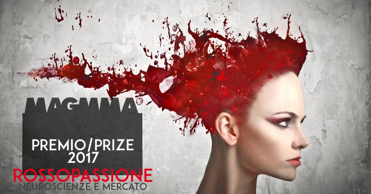 Premio/Prize Arte Contemporanea – Rosso Passione