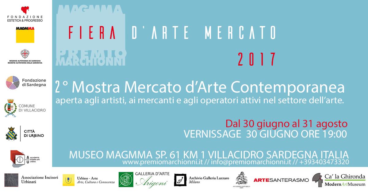 Inaugurazione  2^ Mostra Mercato d'Arte Contemporanea