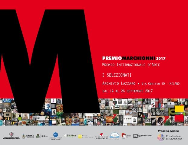 MILANO – I SELEZIONATI DEL PREMIO MARCHIONNI 2017