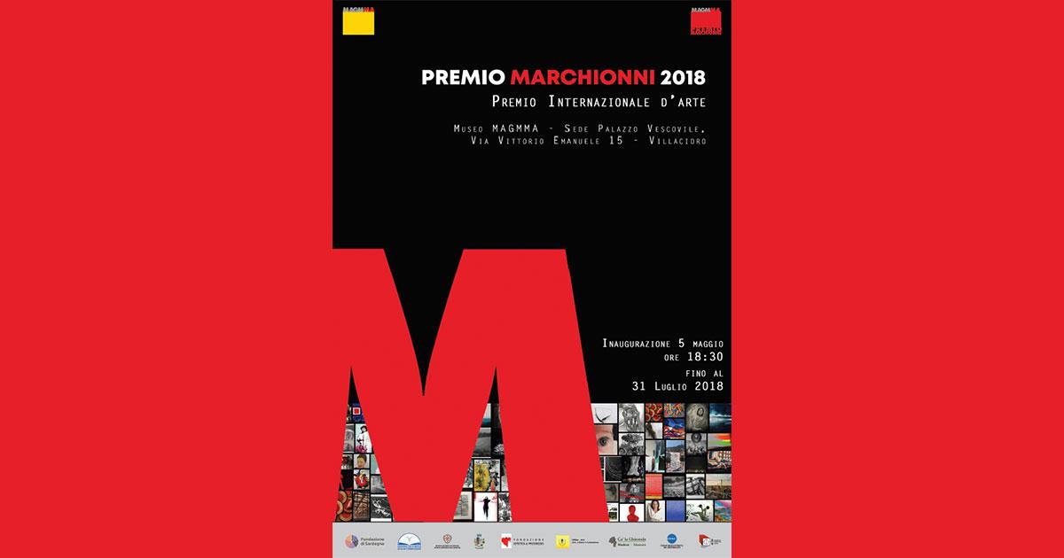 FINALISTI PREMIO MARCHIONNI 2018