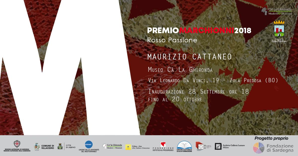 PREMIO ROSSOPASSIONE 2018 – MAURIZIO CATTANEO