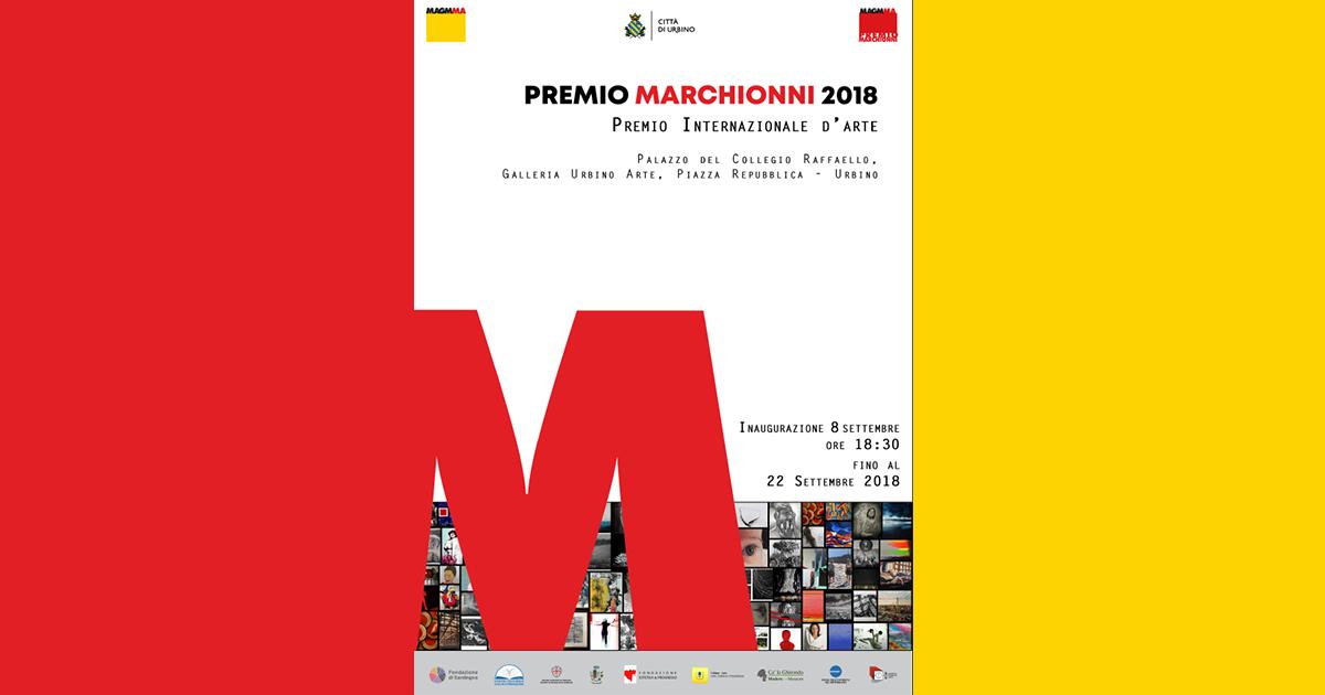 Premio Marchionni 2018 – Urbino Palazzo Collegio Raffaello