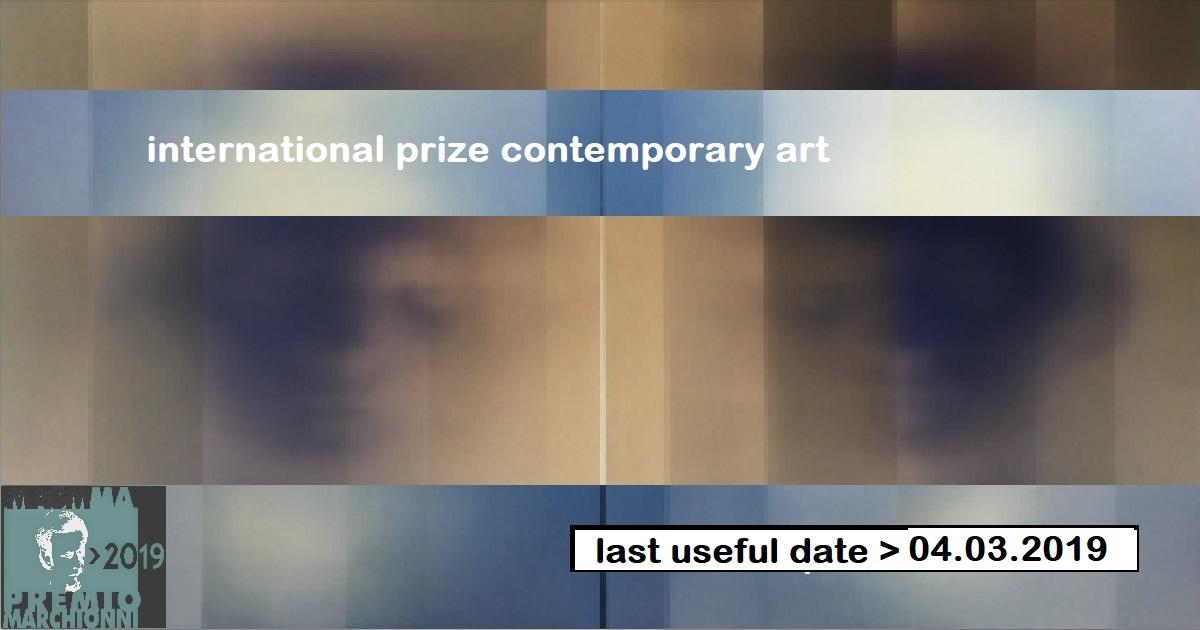 Data ultima improrogabile Premio Marchionni – Premio Rossopassione  04 Marzo 2019