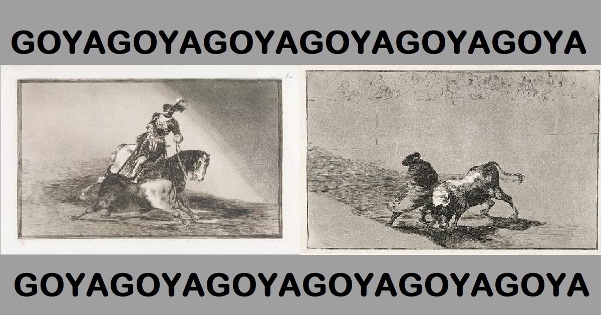 Con Goya al Museo Magmma di Villacidro