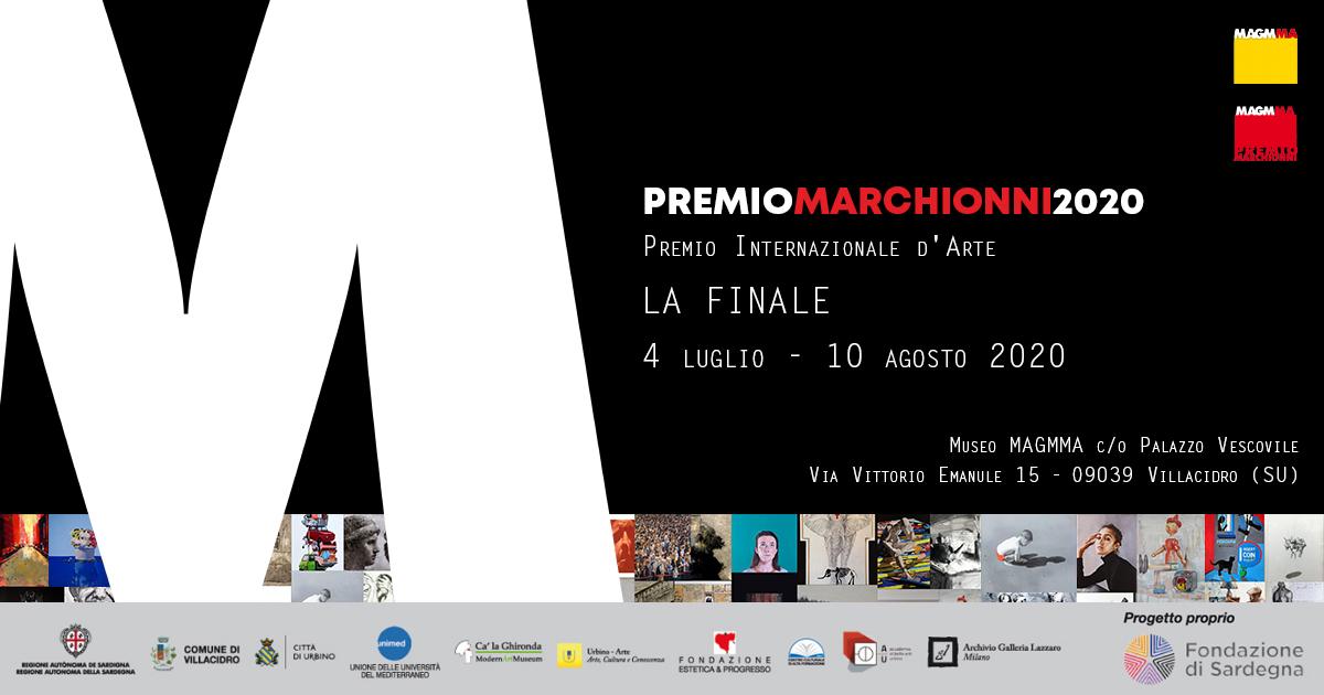 PREMIO MARCHIONNI 2020 – LA FINALE