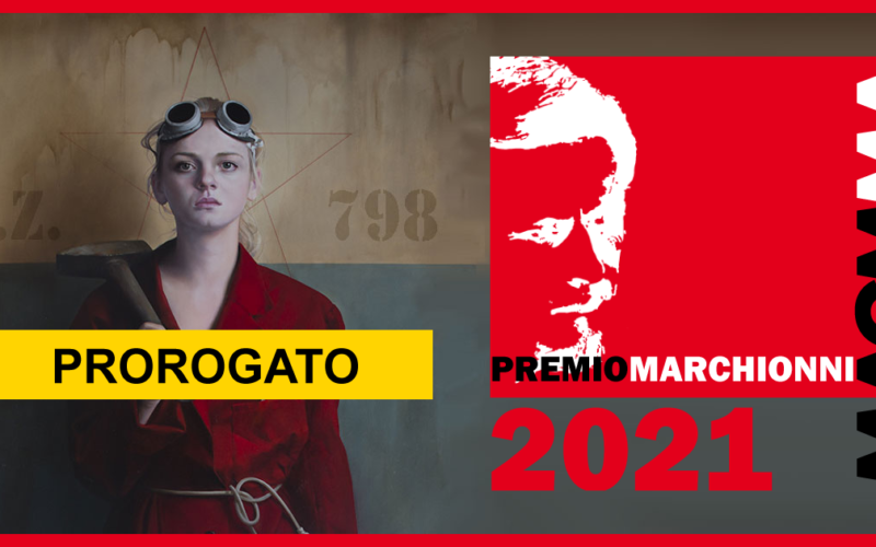 Proroga scadenza Premio Marchionni – Premio Rossopassione – 10 Marzo 2021