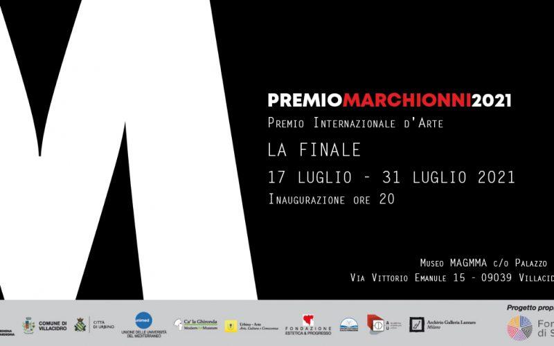 PREMIO MARCHIONNI 2021 – LA FINALE