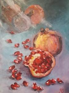 0010-andreina-bertolini-RICCHEZZA INTERIORE-Pittura-olio su tela-50x70