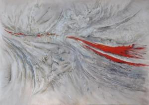 0022-fiorella-manzini-Fuoco e Passione-Pittura-supporto acrilico, colori ad olio su tela-70x100