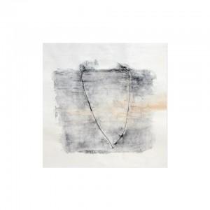 0049-Gianni-lucchesi-gradienti-grafite, Limo Su Carta 60 X 60