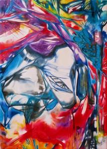 0049-natalia-mancini-La danza-Pittura-olio su tela-70x50