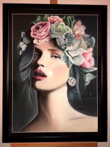Pitt0031-Carlotta-solinas-fiore-pastelli Su Pastelmat-50x70-0031