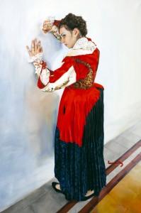 Pitt0037-Cristina-maddalena-eleonora Di Ploaghe-olio Su Tela-150x100-0037
