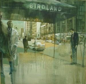 Pitt0198-Walter-merin-birdland-100x100-olio-su-tela-2009-0198