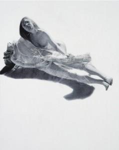 og007-angela maltoni Pietà matita e penna su carta cm 30x24