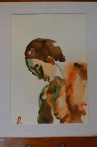 og035-federico milanese Edda Acquerello alla prima su carta Canson 300 gr cm 19,5x29