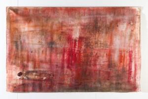 0007 Arianna Ellero - RED-ROSE-Pittura-Tecnica-mista-90x160