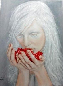0012 Danila Fulgenzio - Ribes-pittura-olio-su-tela-60x80