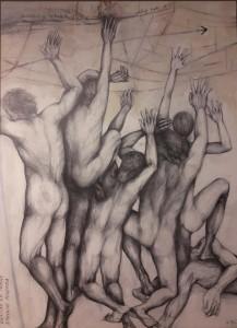 0002 Alessandra Bisi - Quando-le-terre-stavano-finendo-graffite-su-cata-127x94-1-0002-0002