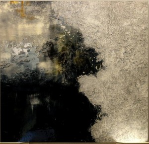 0117 XI ZHANG WONG - Contrasting-moviments-Charcoal-carborundum-on-base-calcographic