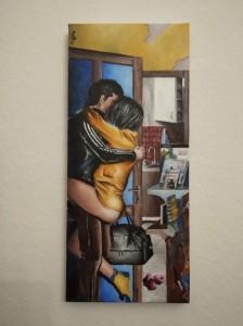 0003 Andrea Fattizzo - Ritorno-a-casa-acrilico-su-tela-31x13,5-0003