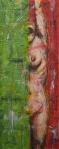 0046 Guido Adaglio - qb-acrilico-su-tela-40x100-0046