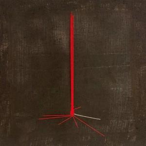 0049 Igor Grigoletto - SENZA-TITOLO-acrilico-e-filo-di-cotone-su-tela-diruta-cm80x80-0049