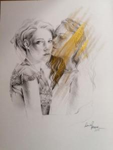0108 Sonia Perrone - Come-estranee-tecnica-mista-su-cartoncino-24x32-0108