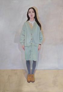 0116 Tamara Zambon - conlanima-in-spalle-olio-su-tela-140x120-0116